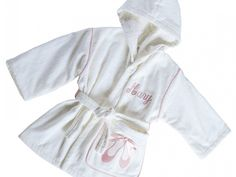 Jack and Jill Baby Robes - Baby Fashion - for Girls - Schweitzer Linen