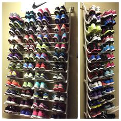 Updated photo of my shoe collection!
