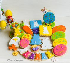 Cutest Easter cookies ever! ^^