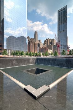 9/11 Memorial / Jeroen Middelbeek / New York / Focus