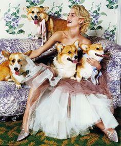 Photo Mario Testino, Vogue, 2001