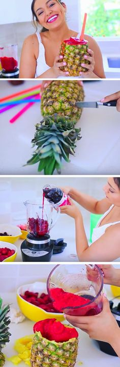 Make a Summery Drink | Fun Things to Do in the Summer for Teens