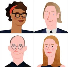 A selection of portraits created for Monocle magazine and The Monocle Quality of Life Conference in Lisbon.Art Direction: Jay Yeo