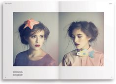 #layout #magazine #editorial #fashion #apparel #graphic #design #stationmag
