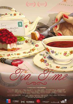 LA ONCE (Tea Time) (Maite Alberdi, CHILE, 2014, 70´)