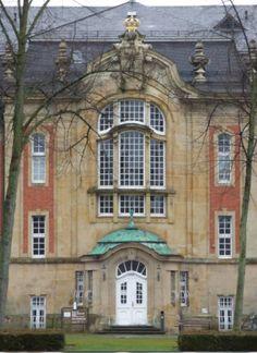 Nebengebäude Schloß Münster, Foto: S. Hopp