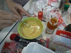 Receta de Mayonesa Dukan: http://mayonesa-dukan.recetascomidas.com/
