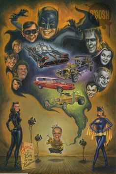 George Barris King of the Kustoms by P'Gosh