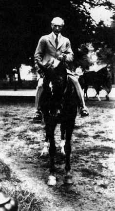 Picture of F. Alexander riding a horse Alexander Technique, Improve Posture, Massage Therapy, Acupuncture, Horse Riding, Exercise, Horses, History, Philosophy