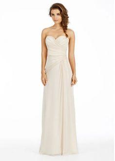 Wishesbridal Sheath Column Bridesmaid Dress