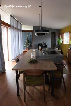 Kitchen Furniture, Kitchen Dining, Kitchen Decor, Furniture Design, Barn Style Sliding Doors, Kitchen Room Design, Small Rooms, Loft, House Design