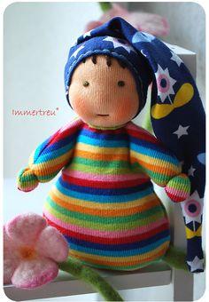Mnoho podob panenky - 2. část batolata a malé děti | Ekopanenky s duší - blog Tere Smejky