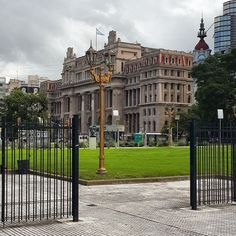 fotosdebuenosaires: Palacio de Tribunales desde Plaza Lavalle Latin America, South America, Cultural Capital, Most Beautiful Cities, Times, Mansions, World, House Styles, The World