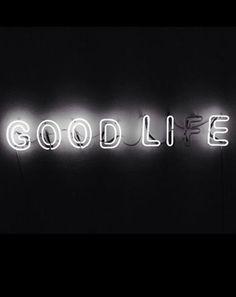 GOOD LIFE / GOOD LIE