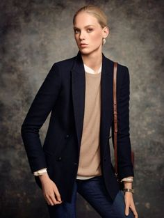 ideas fashion autumn hijab for 2019 Minimal Fashion, Work Fashion, Fashion Outfits, Fashion Design, Fall Winter Outfits, Autumn Winter Fashion, Preppy Style, My Style, Estilo Preppy