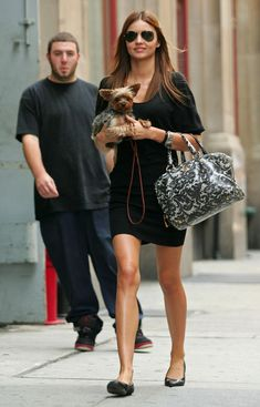Miranda Kerr Photos: Miranda Kerr Goes Downtown