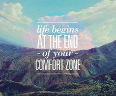 Comfort Zone vs Life