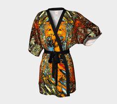 09715 Kimono Robe by designsbyjaffe on Etsy