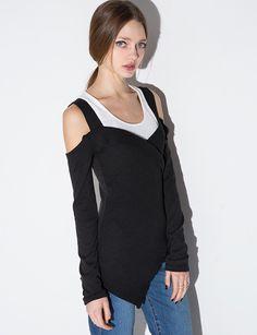 off the shoulder tank #fashion #pixiemarket