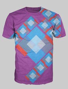 Squared tshirt