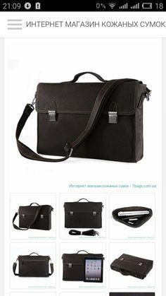 1237a4eb61fc Мужские кожаные крос-боди | Mens cross body bags, messenger's bags ...