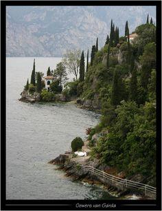 Lago di Garda, Italia by Eras