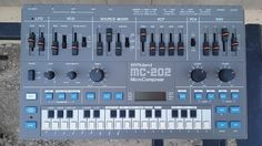 MATRIXSYNTH: Roland MC-202