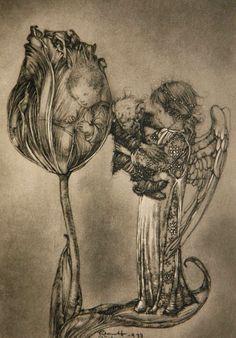 EXRARE SULAMITH WULFING ANGELS 1946 WONDERFUL!!HARDBACK-BEAUTIFUL PLATES! WOW!!