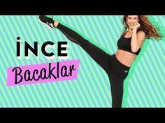 Bacak İnceltme Egzersizleri - YouTube