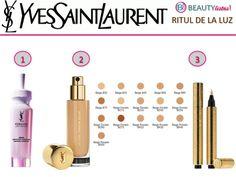 Beautylistas: Ritual de la luz Yves Saint Laurent