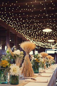 109 Best Wheat Floral Decor Images On Pinterest Weddings