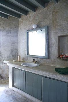 Αποτέλεσμα εικόνας για stucco bagno doccia mykonos