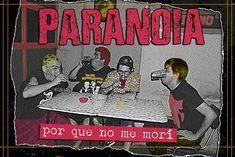 Paranoia - Por que no me morí