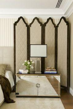 Love the nightstand -  interior designer LORENZO  CASTILLO