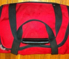 Packing the Gym Bag to Work- Why it Works!