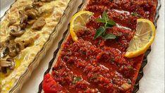 restoran-mezesi-tarifi Crab Stuffed Avocado, Light Summer Dinners, Cottage Cheese Salad, Kitchen Ikea, Kebab, Salad Dishes, Tomato Vegetable, Wrap Sandwiches, Easy Salads