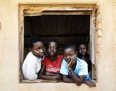 School children in Malawi.  Another Big Picture entry from 2010.