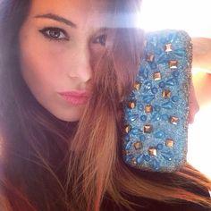 #clutch #elesitalia #crystal #swarovski #crystalelements #pe2016 #accessories