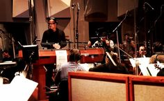 🎼 ||: ♫ ♭ | ♮ ♫ | . ♫ :|| #orchestra #soundtrack #movies #moviesoundtrack #jermainestegall #maythe4thbewithyou #maythefourthbewithyou (at Eastwood Scoring Stage - Warner Bros. Studios)