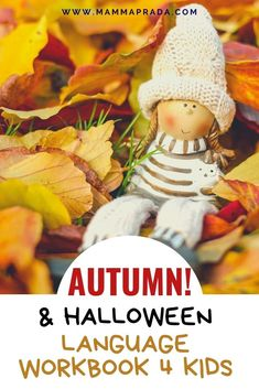 Are your children learning languages? Are you raising bilingual or multilingual children? Download our brilliant Autumn language activity book adaptable to any combination of languages. Content includes Halloween and Fall / Autumn themes. #bilingualkids #autumnactivity #halloweenactivity #bilingual Halloween Activities, Autumn Activities, Book Activities, Language Activities, Autumn Theme, Business For Kids, Foreign Languages, Kids Learning, Parenting