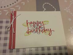 Watercolor Words In Color 2016 - 2018 Sweet Sugarplum - Het Knutsellab - Stampin Up #stampinup #crafts #knutselen #stempelen