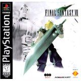Final Fantasy the game that made… no, forced me to get a Playstation. No words would make justice to my experience. An experience that I haven't able to recapture with any other Final Fantasy game (though Lost Odyssey came very close). Final Fantasy Vii, Fantasy Series, Cloud Strife, Wii U, Pc Engine, Flipper, Video X, Video News, Only Play