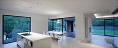 modern minimalist whiteness style interior design