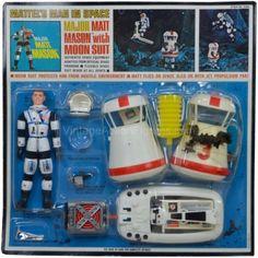 Wildtoy& Major Matt Mason Mattel Playsets Page 1960s Toys, Retro Toys, Vintage Toys, 1970s, Vintage Robots, Vintage Tractors, Gi Joe, Childhood Toys, Childhood Memories