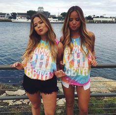 Gamma Phi & Tie Dye | Recruitment Ideas | Bid Day Shirts | Sorority Apparel