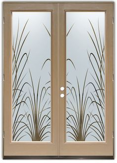 find this pin and more on sandblasted by interior glass doors glass front