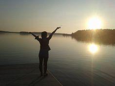 Hello sun ;)