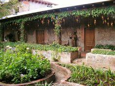 antigua guatemala hotel garden