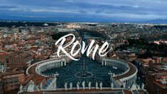 Rome Cinematic - Highlights/what to do in a weekend (Sony handheld) Italy Travel Tips, Roman Empire, Videography, Falling In Love, Venice, Rome, Travel Inspiration, Traveling By Yourself, Sony A6300