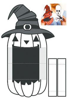 Paper Hand Puppets for Halloween Theme Halloween, Halloween Arts And Crafts, Halloween Crafts For Toddlers, Halloween Tags, Halloween Door Decorations, Halloween Pictures, Halloween Birthday, Halloween Cookies, Halloween Veranda